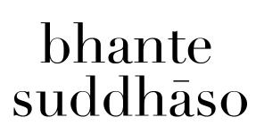 Bhante Suddhāso